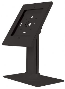 white Anti-Theft Countertop Stand For iPad (White)
